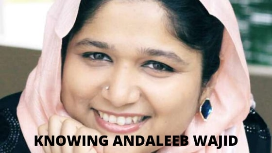 Detailed Article About Andaleeb Wajid