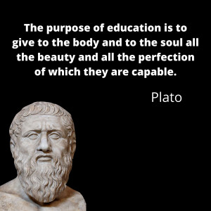 Plato on education
