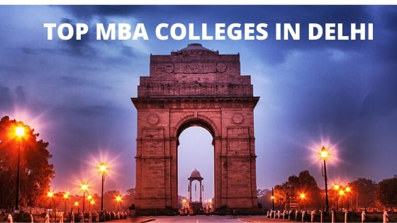 10 Best MBA colleges in Delhi