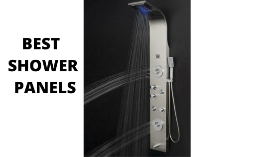 10 BEST SHOWER PANELS WITH REVIEWS IN 2020