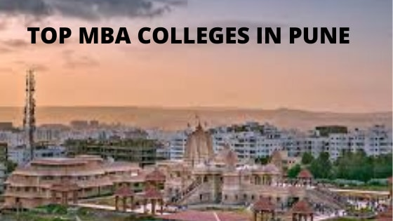 TOP 10 MBA COLLEGES IN PUNE
