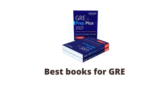 06 Best books for GRE (Reviewed)